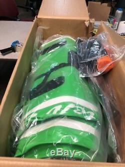Ten Toes 10' Weekender Inflatable Stand Up Paddle Board Bundle green=