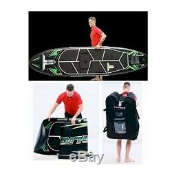 Torque iSUP Inflatable Surfboard Stand Up Paddle Board Jetsurf Electric With App