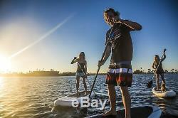 Tower Inflatable 910 Stand Up Paddle Board (6 Inches Thick) Universal S
