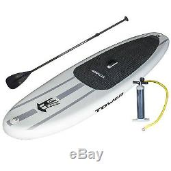 Tower Inflatable 9'10 Stand Up Paddle Board (6 Inches Thick) Universal SUP