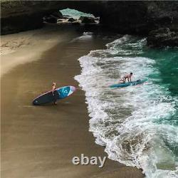 VoltSurf 11 Foot Rover Inflatable SUP Stand Up Paddle Board Kit Pump (Open Box)