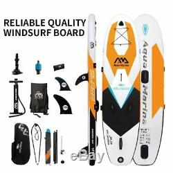 Windsurfing Board Kiteboard Sup Inflatable Sailboard Stand Up Paddle Boards
