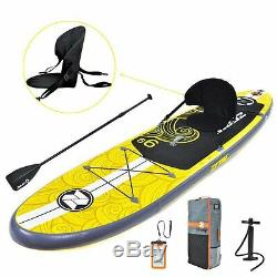 Zray X1 Inflatable Stand-Up Paddle Board 9'9 Long Pump/Paddle/Backpack Included